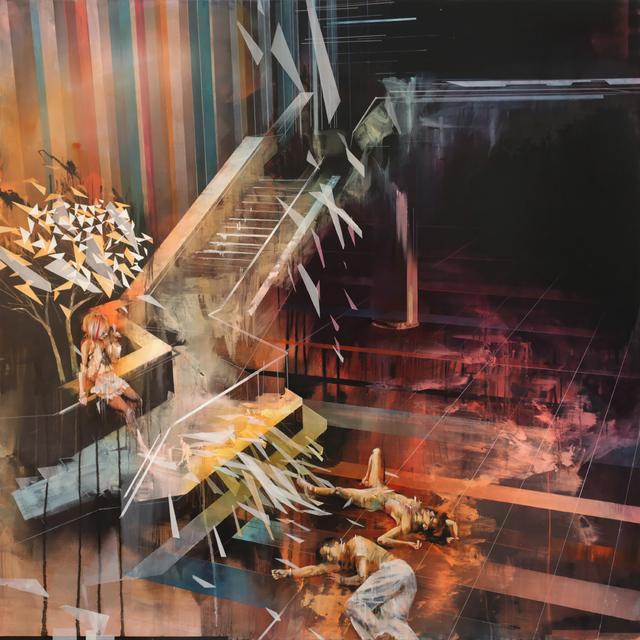 , 'Autumn / Fall Colour (Shards),' 2015, Lazinc