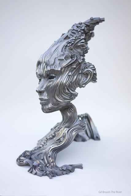 Gil Bruvel, 'The river', 2018, SmART Coast Gallery