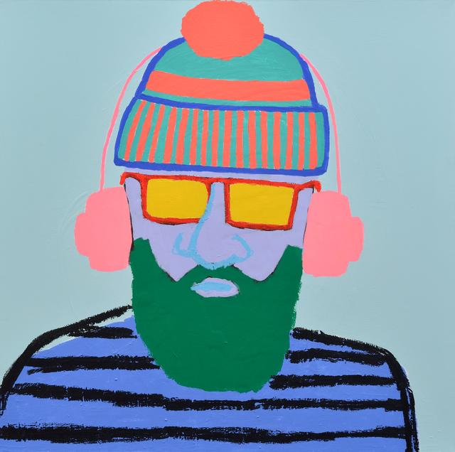 , 'Beard Man #4,' , Galerie C.O.A
