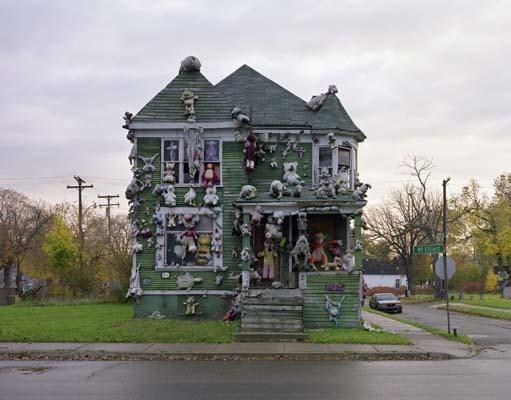 , 'Heidelberg Project, Detroit, USA, 2009,' 2017, Polka Galerie