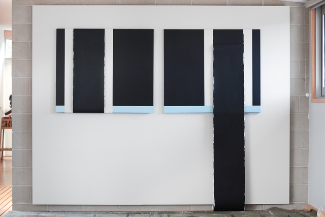 , 'Number 8 & 9 (pair),' 2015, PAULNACHE