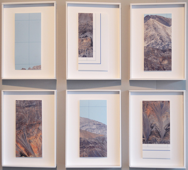 , 'Point de vue/variation,' 2014, Bendana | Pinel