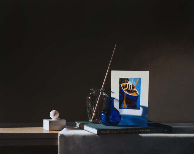 , 'Still Life with Park and Davis,' 2014, Dolby Chadwick Gallery