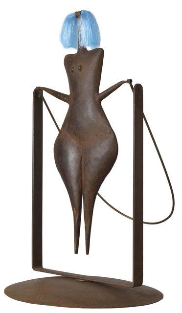 , 'La sauteuse,' 2007, Galerie Laurent Strouk