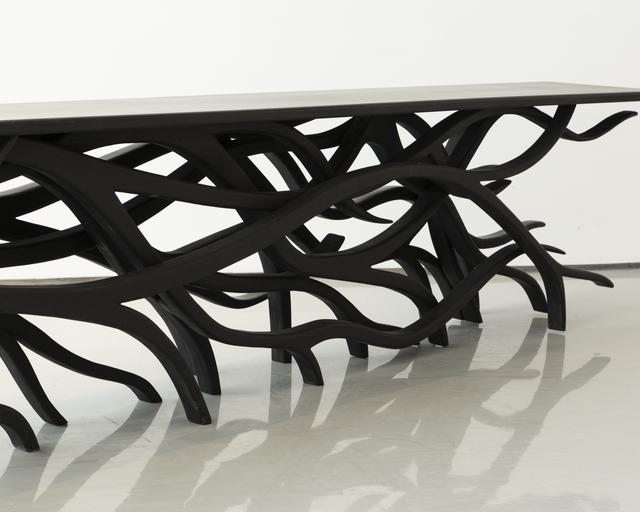 Sebastian Errazuriz, 'Metamorphosis Bench', 2018, Design/Decorative Art, Carved Lacquered Plywood, R & Company