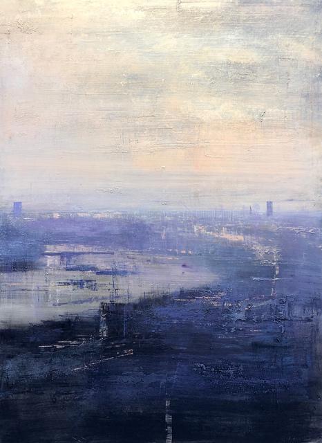 , 'Vista de Londres,' 2018, Sala Parés