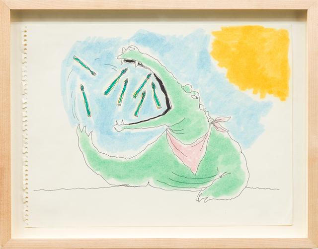 , 'Untitled (asparagus).  ,' , Rosamund Felsen Gallery