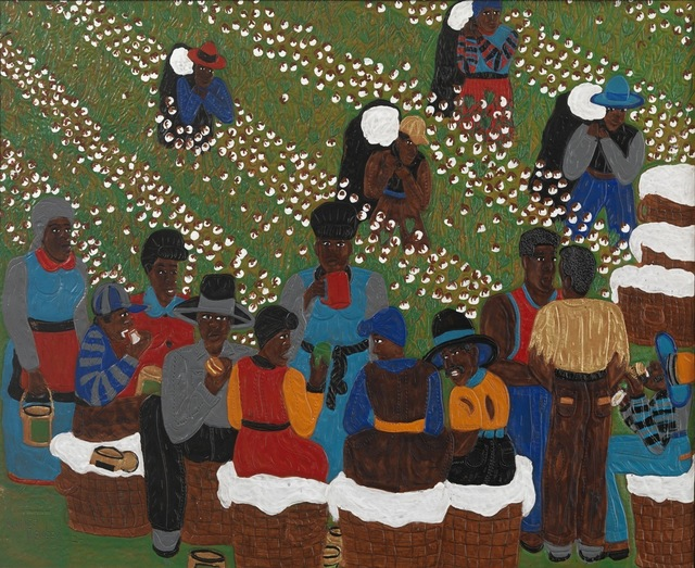 , 'Dinner Time in the Cotton Field,' 2013, Adelson Galleries
