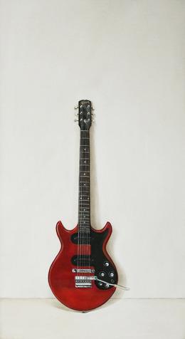 , 'Guitar,' 2012, Clark Gallery