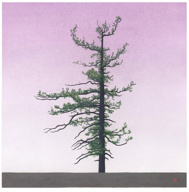 , 'Hillyer Tree [N34*20.374+W118*0816,' 2014, LAUNCH LA