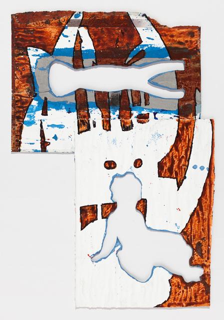 , 'Virtual Artifacts: Remnants,' 2015, Sears-Peyton Gallery