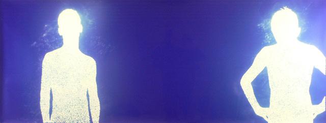 , 'Tetrarchs, 12:27 pm & 12:42 pm, 10th July,,' 2001, Jackson Fine Art