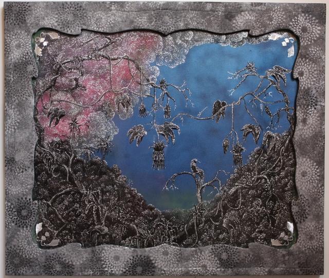 Edouard Duval-Carrié, 'After Heade: Humming Birds', 2013, Pan American Art Projects