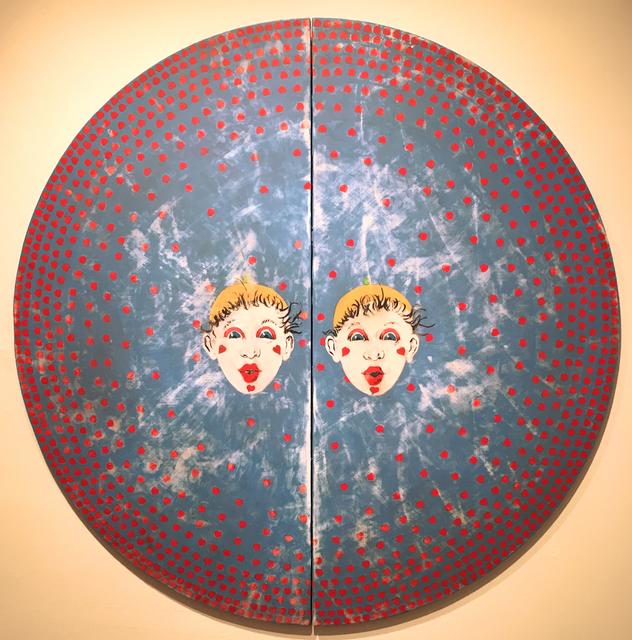 , 'The Twins,' 2017, Francis M. Naumann Fine Art
