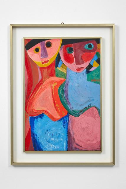 , 'Le Amiche,' 1951, Isabella Bortolozzi Galerie