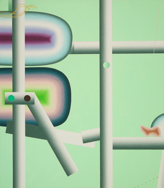 Dustin London, 'Syntax II', 2016, Holding House