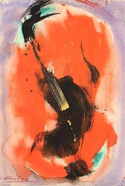 Norman Carton, 'Night Flame (No. 2375)', 1960, Quogue Gallery