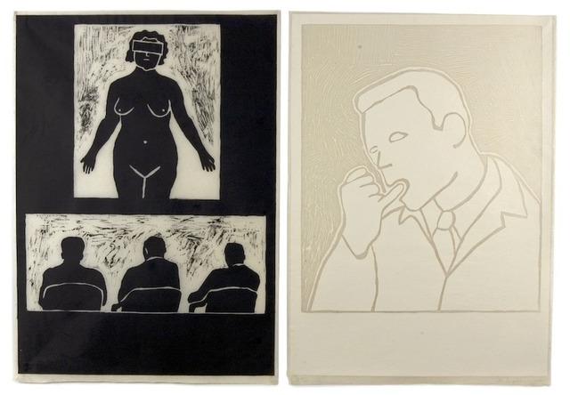 , 'American Medical Association I,' 1985, Diane Villani Editions