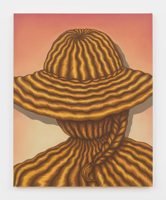 , 'Shy Woman,' 2017, Anton Kern Gallery