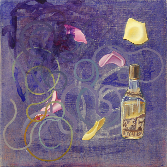", 'A Suite of Fragrances for Stephen #2 ""Caron Royal Bain de Champagne"",' 2012, Lennon, Weinberg"