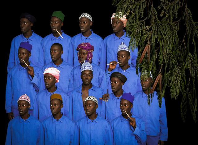 , 'Les Cheminots du Dakar Niger, 1938 et 1947,' 2016, Magnin-A