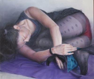 , 'Gefangene,' 2014, Aki Gallery
