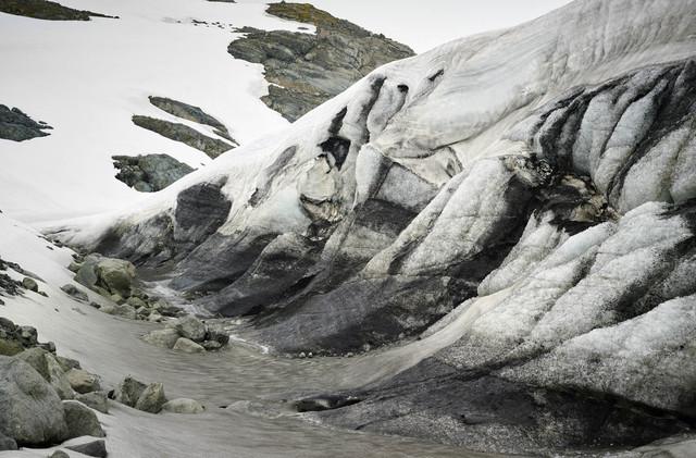 Ian van Coller, 'Skálafellsjökull 2', 2014, Photography, Archival Pigment Print, Circuit Gallery