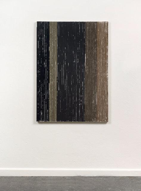 , 'Dunkles rosa Rauschen,' 2014, Wentrup