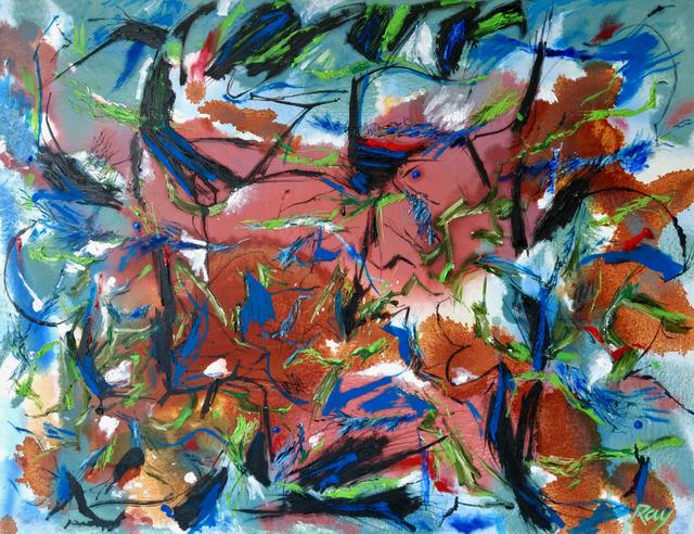 Ray Berman, 'Lilac Mist no 2', 2019, Yebo Art Gallery