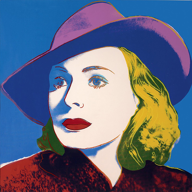Andy Warhol, 'INGRID BERGMAN WITH HAT FS II.194', 1983, Marcel Katz Art