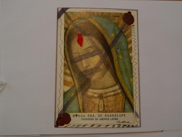 Paulo Bruscky, 'Nossa Sra. de Guadelupe', undated, Henrique Faria Fine Art