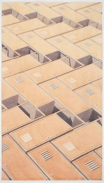 , 'Superficie amarilla,' 2014, Galerie Peter Kilchmann
