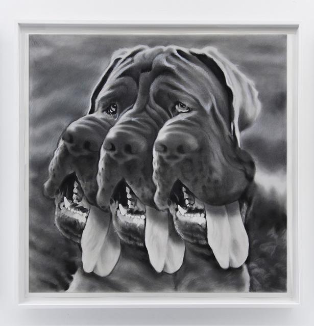 , '3-Muzzled Mastiff,' 2015, The Hole