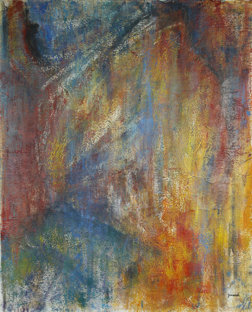 , 'Veil V,' 2016, ArtCN