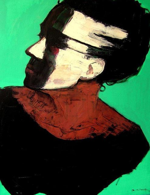 , 'Woman,' 2013, Gallery Ilayda