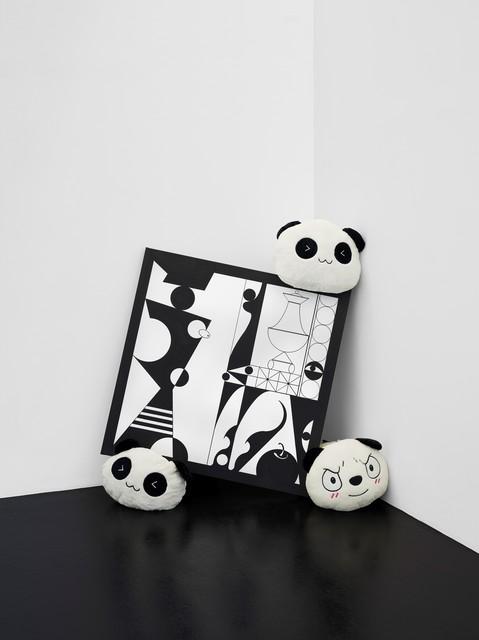 , 'Queer Modulor -Panda-,' 2018, CFHILL