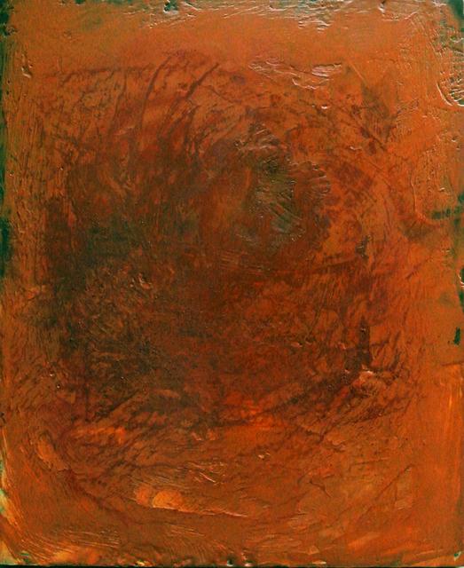 Reuben Sinha, 'Brown Study #1', 2018, The Painting Center