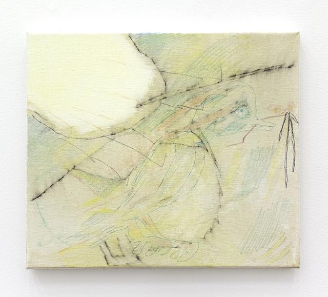 , 'Big Ol' Kickin' Sun,' 2016, Galleri Jacob Bjørn