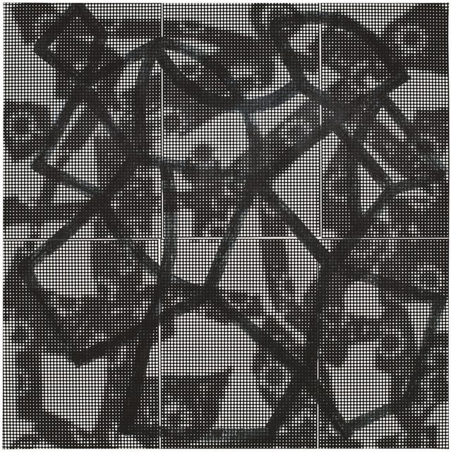, '16.12.22 Reminiscense,' 2016, Galerie Xippas