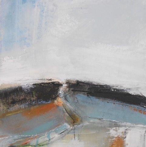 Boo Mallinson, 'Autumn Land II', 2019, Lime Tree Gallery
