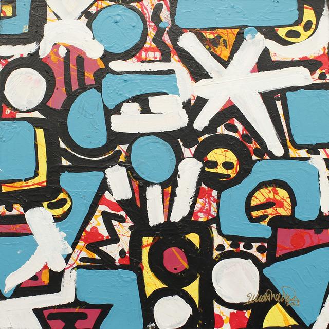 , 'Star,' 2015, Art Attack SF