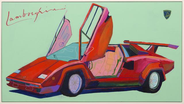 , 'Lamborghini,' 2017, Winsor Gallery