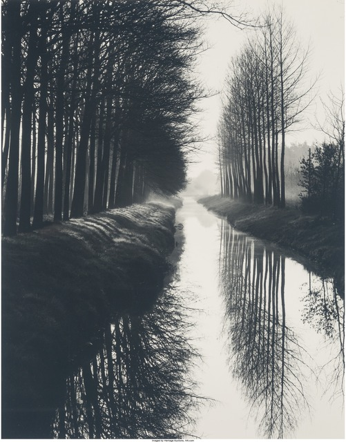 Brett Weston, 'Holland Canal', 1972, Heritage Auctions