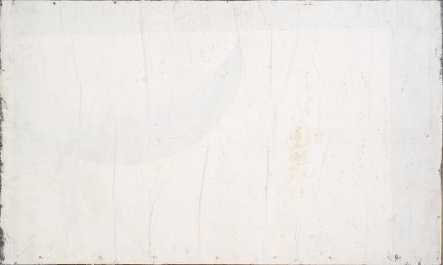 , 'Copertura bianca,' 1990, CARDI GALLERY