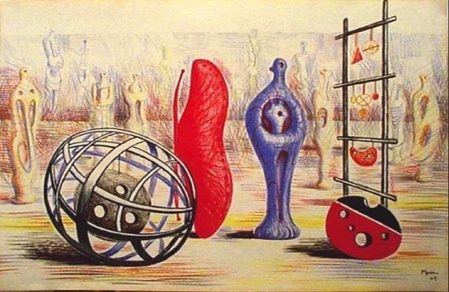 , 'Sculptural Objects,' 1949, Redfern Gallery Ltd.