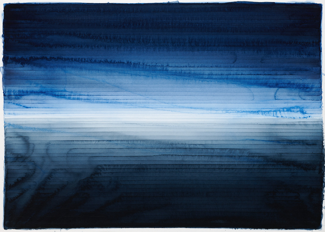 , 'Aus der Serie Just Watercolors, (036),' 2018, Galerie Gisela Clement