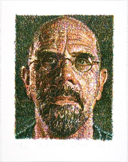 , 'Self Portrait (Lincoln Center),' 2007, Hamilton-Selway Fine Art