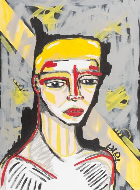 , 'Melanin,' 2017, MOV'ART Gallery