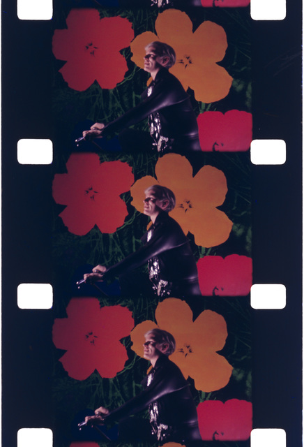 , 'Andy Warhol at the Opening of his show, Whitney Museum, May 1, 1971,' 2013, Deborah Colton Gallery