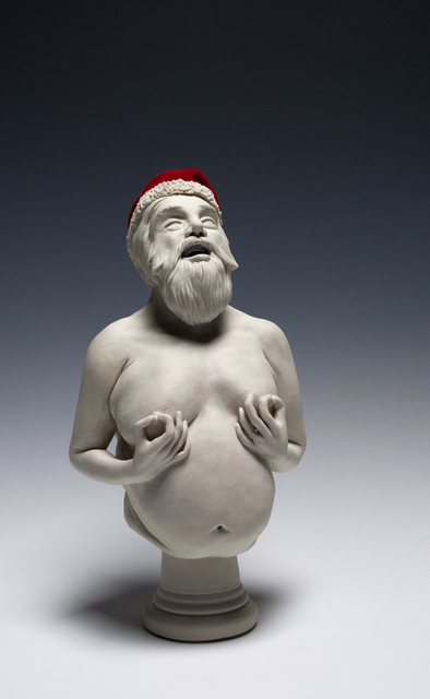 , 'Coming Down Your Chimney,' 2018, The Ernest G. Welch School of Art & Design at Georgia State University